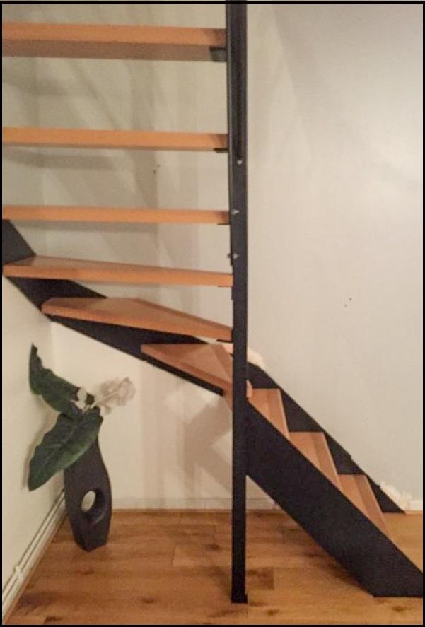 Nos Escaliers Tournants Fm Métalconcept